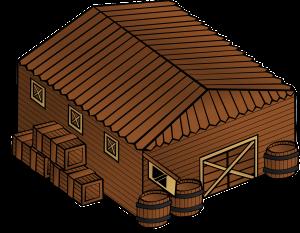 מבנה מעץ